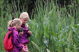 L Effetto Natura Sui Bambini Aumenta Salute Benessere E Quoziente Intellettivo Wwf Italy
