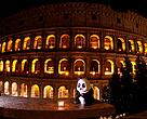 Il Colosseo si spegne per Earth Hour 2021