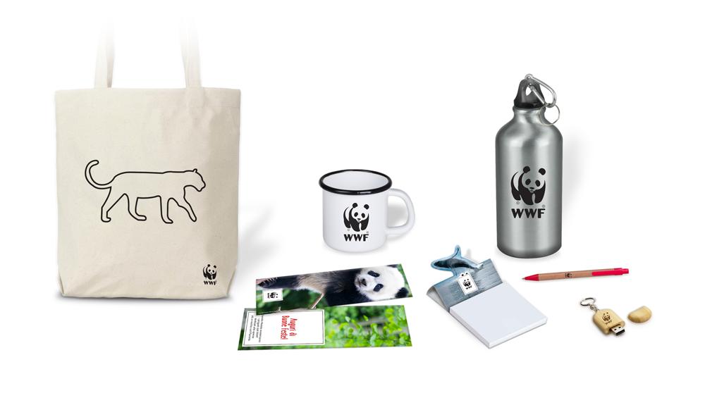 Linea di prodotti WWF per aziende